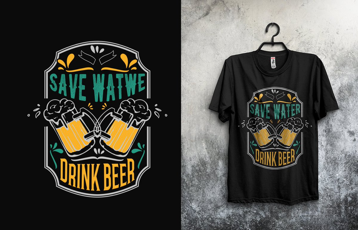"Check out new work on my @Behance profile: ""Beer & Coffee T-Shirt Design Bundle""    #tshirt #tshirtprinting #tshirtdesign #tshirtshop #tshirtcute #fashion #typography #clothing #BEER #drink #coffee #fashionstyle #GraphicDesigner #business #printdesign"