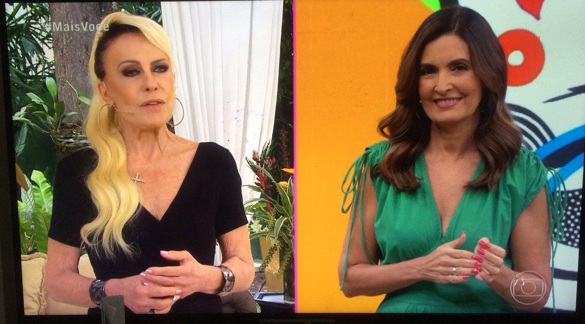 #maisvoce #encontro #globo #redeglobo  Quem deveria ter mais espaço na programação da manhã Globo ?
