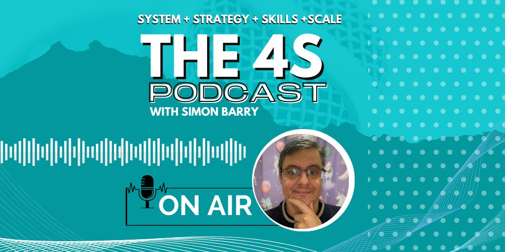 A9 I am always here on Twitter to chat to, or listen to my latest #podcast  #EngagORS
