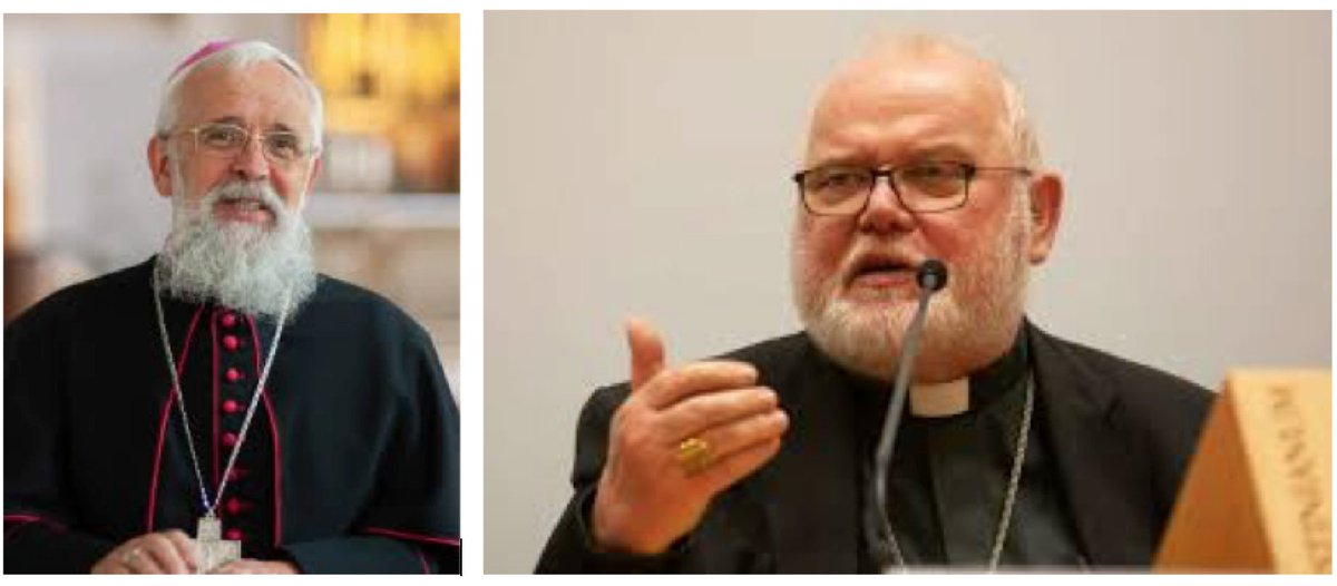 Some German states now require N95 mask standards. Unless every beard is shaved off, this is mere activism. Same goes for the bishops who require it. I bet we do not see these Princebishops clean shaven - because they are masters of double standards. #Church #germany #COVID19
