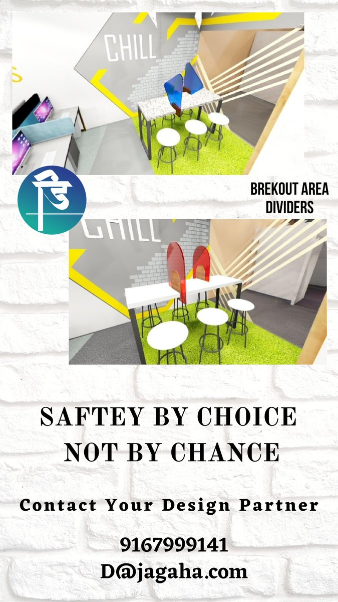 Safety by choice, not by chance. Don't take a chance with your life during a pandemic  #Interior #design #interiordesigining #interiordesign #covid19 #covidmeasures #precautions #safety #interiorstyle #interiorstyling #coronavirus #commercialspace #commercialdesign