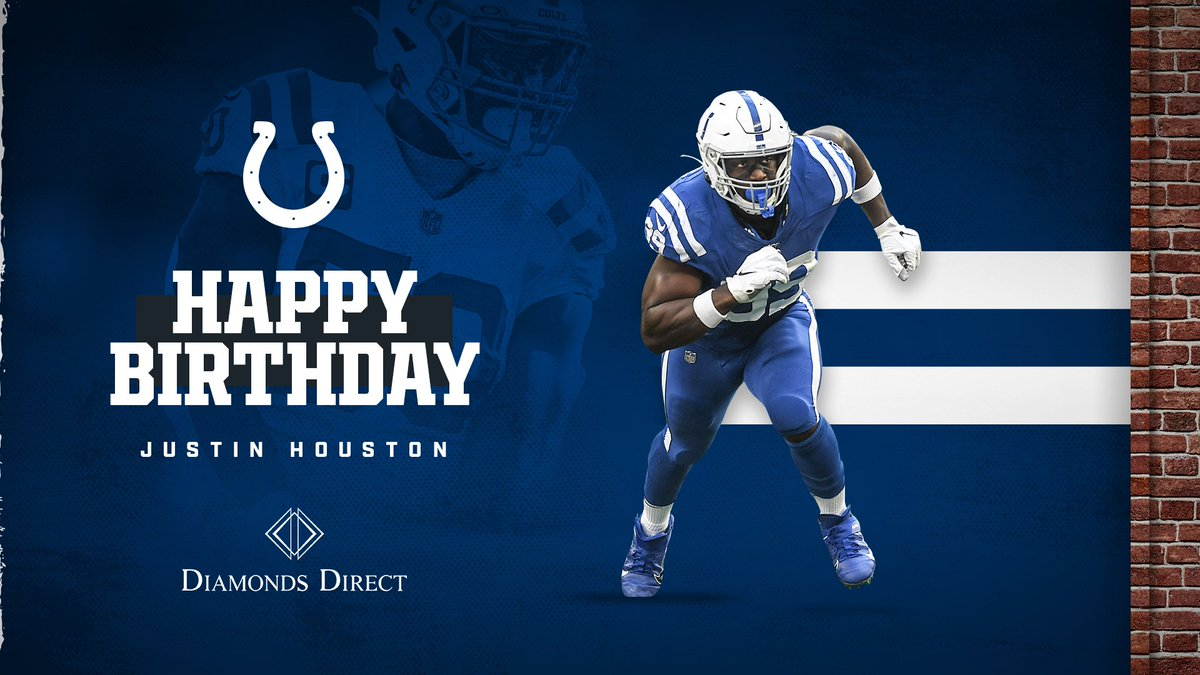 Happy birthday, @JHouston50! 🙏🎉