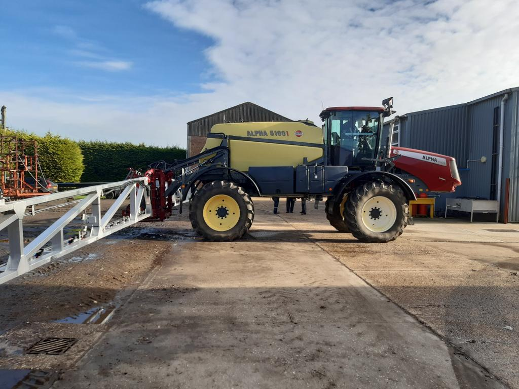 test Twitter Media - The new toy has arrived! @hardisprayers Hardi Delta with Pommier 40m booms 5500 litre tank and lots of electrics and grease points! Serviced by @ChallisReed https://t.co/NYw7FRKvj9