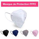 Image for the Tweet beginning: 😷 MASQUES FFP2 😷  ✚ Efficacité