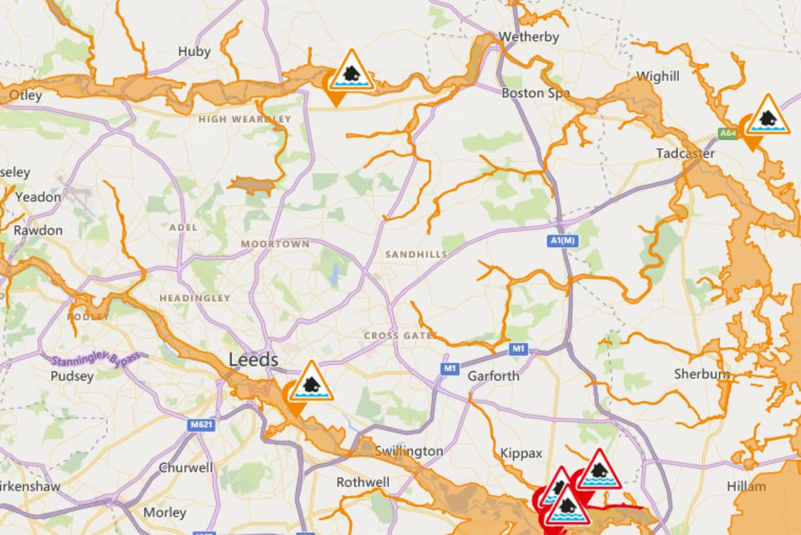 #StormChristoph & associated @EnvAgencyYNE flood alerts/warnings are being removed as the local situation slowly improves. Keep updated at bit.ly/3bWW1AP. With potential for more rain next week, maybe check your flood risk at bit.ly/39Tjj8g