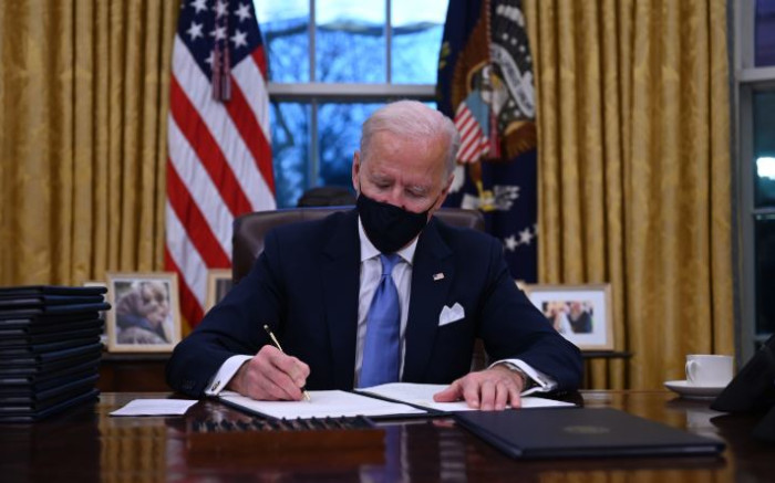 OPINION US President Joe Biden, empathiser in chief after Trump storm