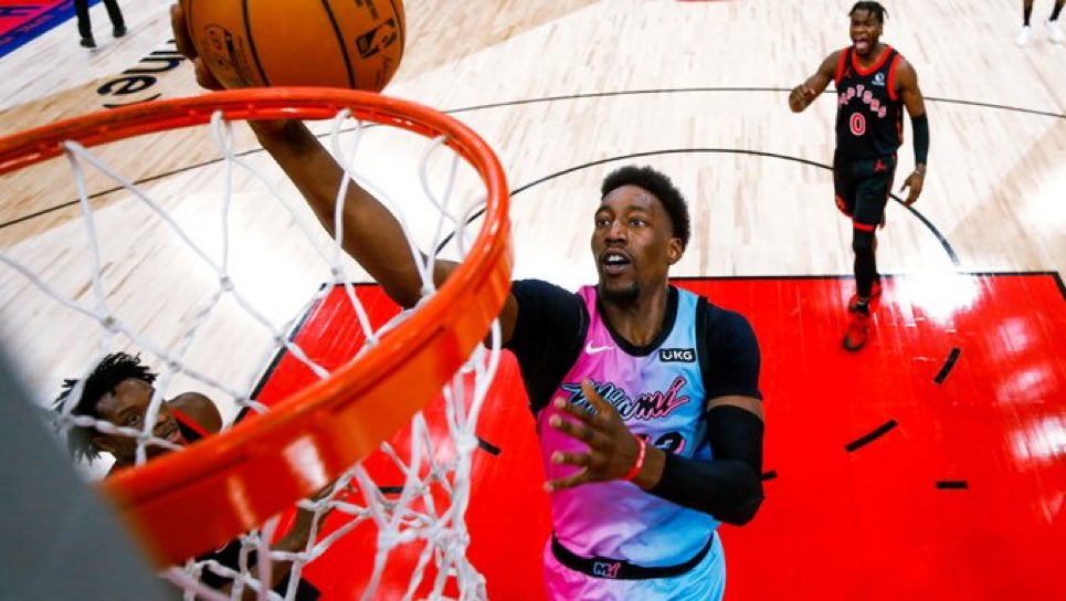 GM on this Victory Thursday #HEATTwitter  Things are looking up for our @MiamiHEAT 🔥🔥#HeatNation @Bam1of1
