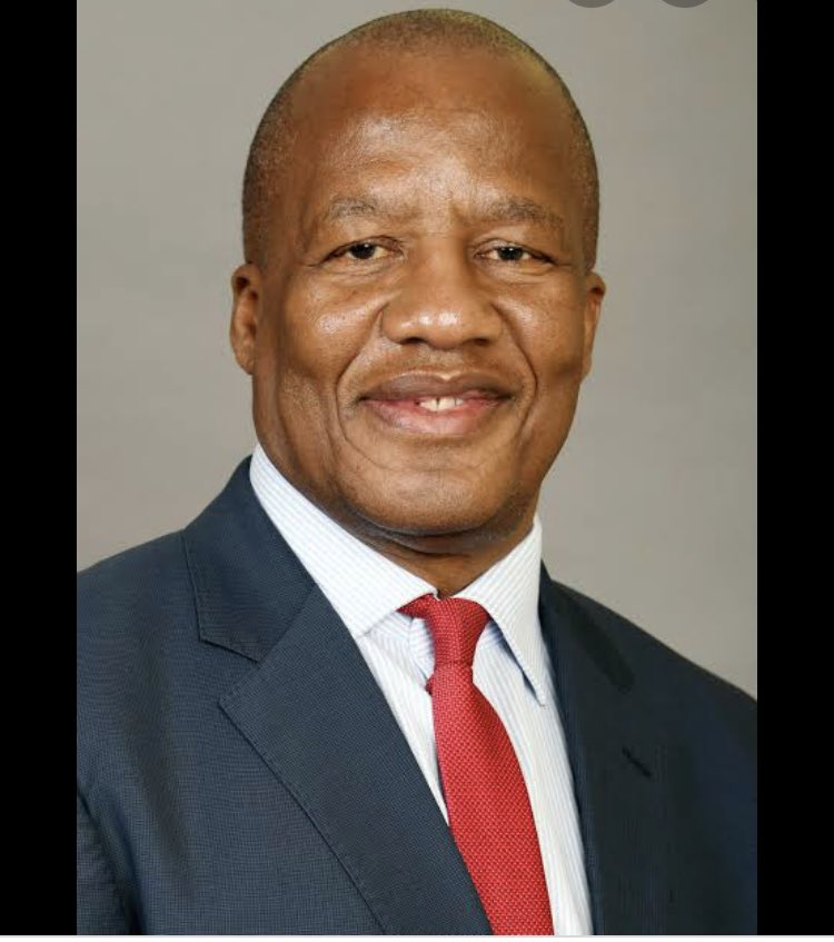 Another Covid-19 related death 😓😓We would like to send our heart felt condolences the Mthembu family on the loss, Our Minister Jackson Mthembu. May his soul rest in peace💐🕊