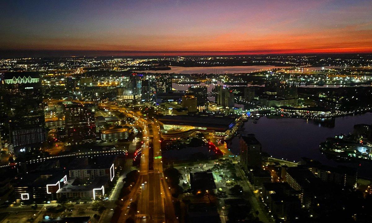 .@WFLA    It's a new day. #thursdaymorning #ThursdayThoughts #goodmorning #TampaBay