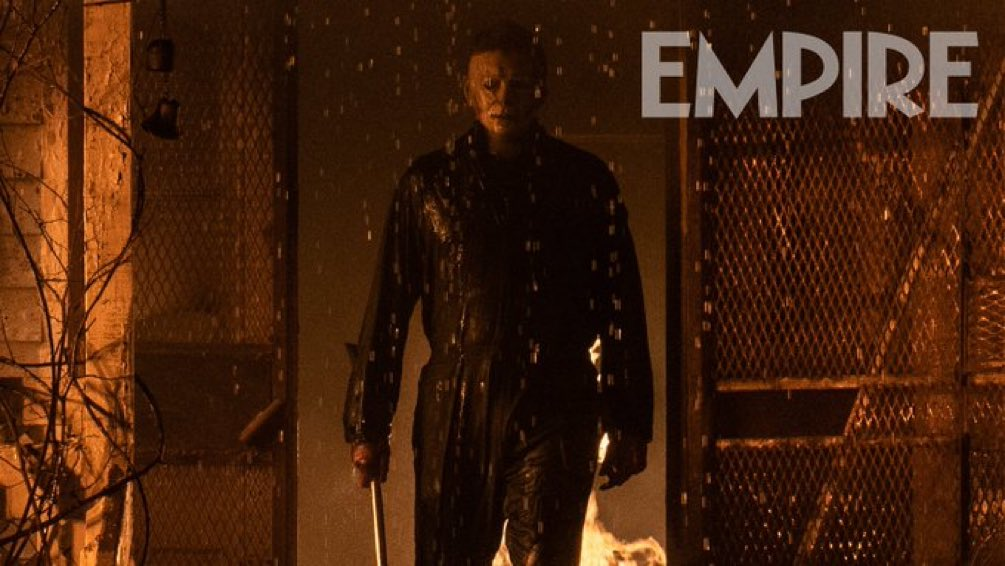 "#ThursdayThoughts #ThursdayFilmNews      A first look at ""Halloween kills""🎬 Has been released! Source: @empiremagazine    #HalloweenKills   #film #Cinema"