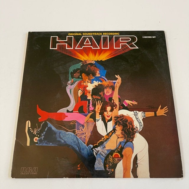 Excited to share the latest addition to my #etsy shop: HAIR - Original Soundtrack Recording (1979) DOUBLE ALBUM  #christmas #pop #vinyl #album #record #hair #retrorecordsmusic