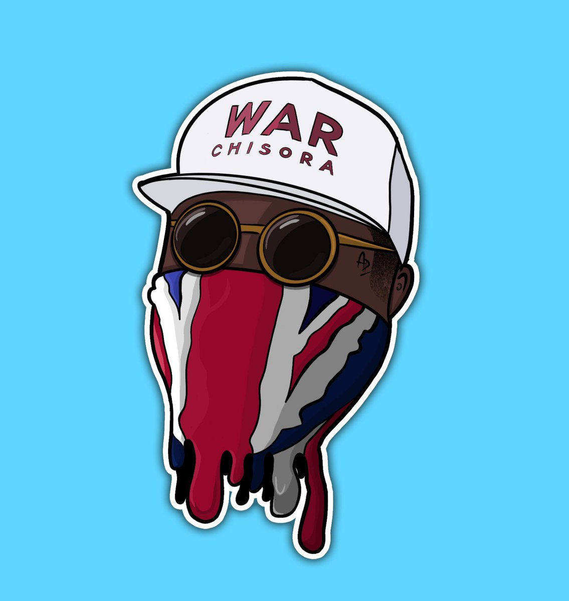 """""""In time of peace, prepare for war."""" #warchisora 📷 @AdamSouthwell https://t.co/aVfGUqzF7V"""