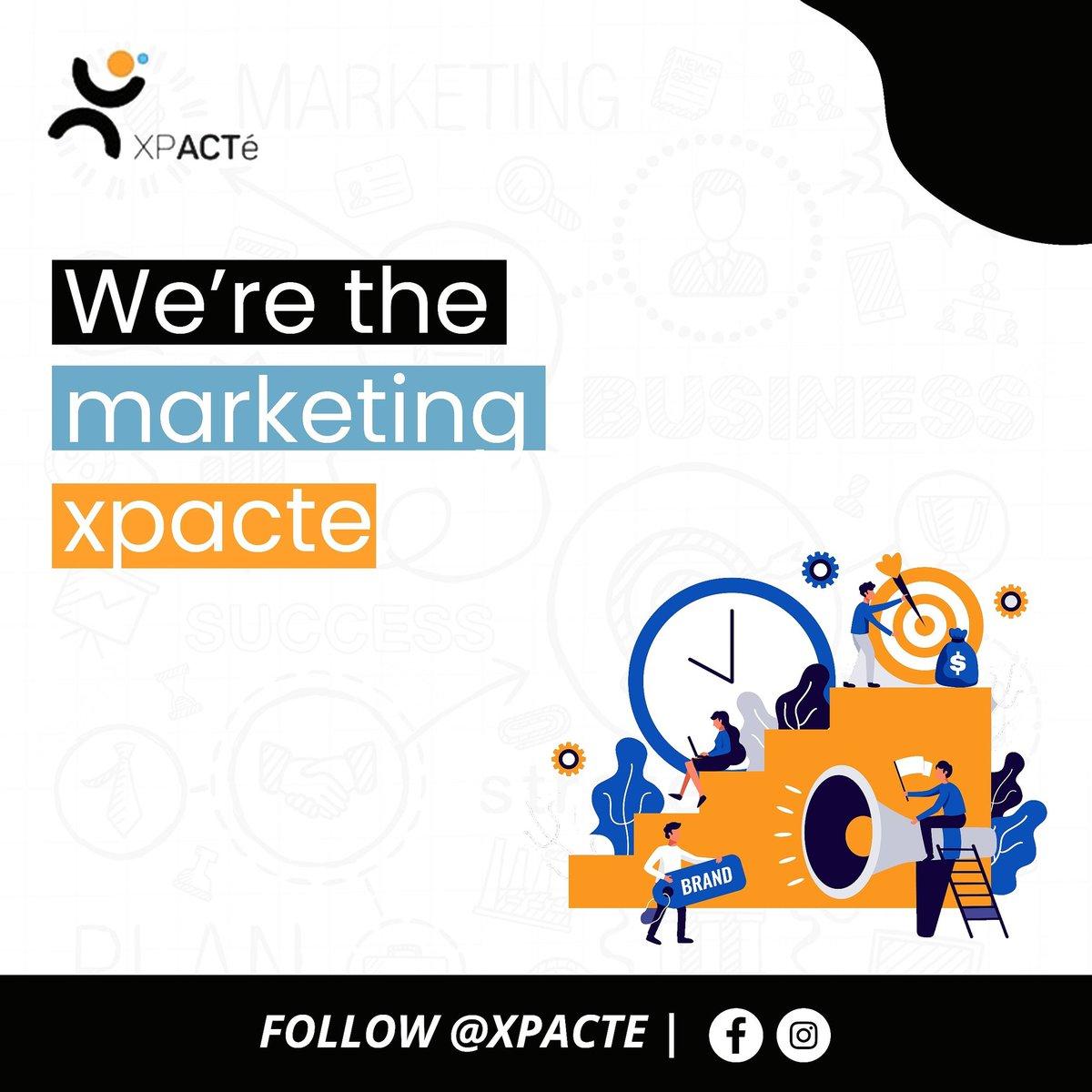 You will definitely need an xpacte to grow your brand.  Follow @xpacte  #thursdaymorning  #thursdayvibes #branding #xpacte