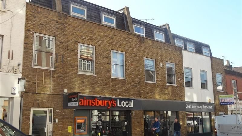 Good quality #office accommodation ready for immediate occupation from Andrew Scott Robinson - 585 Sq Ft  in a good town centre position, #Barnes.   #commercialproperty