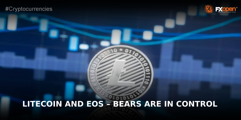 #cryptocurrencies  LITECOIN AND EOS – BEARS ARE IN CONTROL  ✅ Read more on FXOpen blog:   #LTCUSD #EOSUSD #crypto #Litecoin #blockchain #cryptocurrency #cryptocurrencynews #CryptoNews #cryptotrading #cryptotwitter #cryptoart #ltc #EOS #NationalHuggingDay