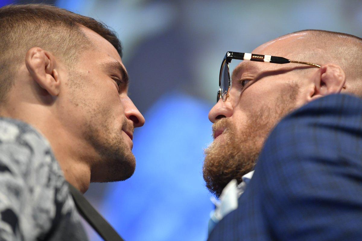 It's finally time to run it back! 😤  [ #UFC257   LIVE on #ESPNPlus PPV: https://t.co/ZSsZOY5oV0 ] https://t.co/miUppYck8C