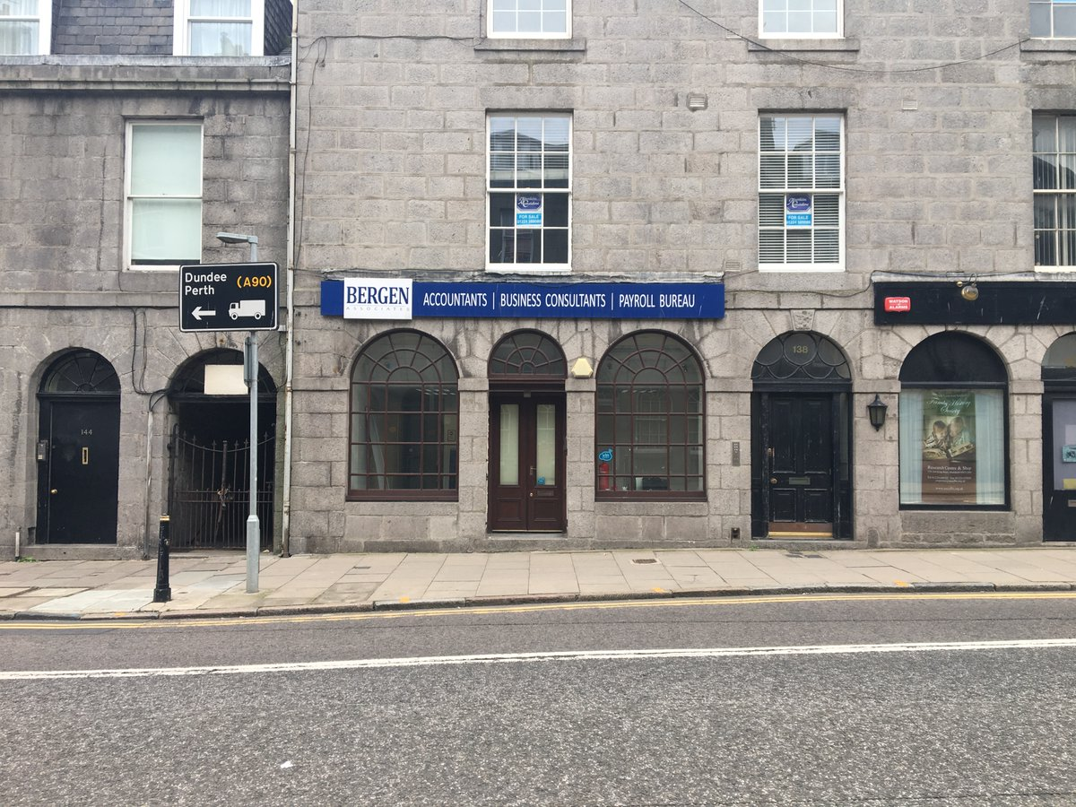 Ground floor unit suitable for various uses (subject to planning) available To Let.  For further info please contact daniel.mitchell@fgburnett.co.uk 01224 597539 #office #retail #citycentre #aberdeen
