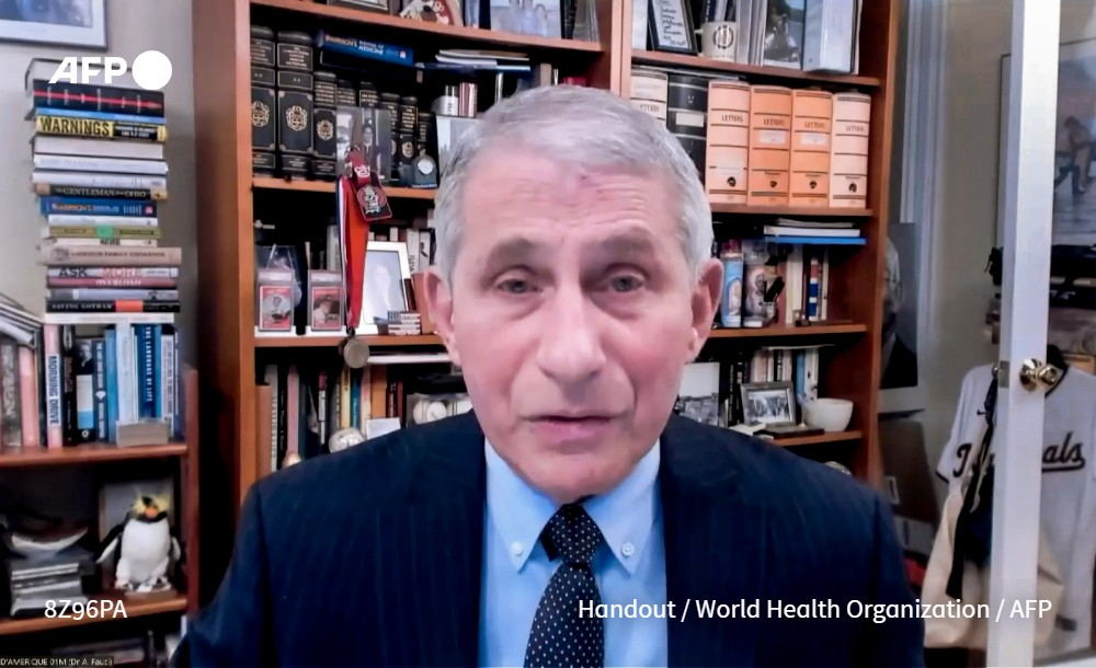 #UPDATE In a dramatic about-turn, the new US administration on Thursday thanked the World Health Organization (#WHO) for leading the global coronavirus pandemic response and vowed to remain a member state  #AnthonyFauci #Fauci