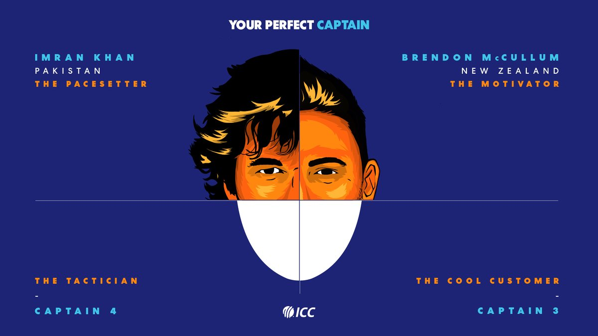 You chose the @BLACKCAPS great @Bazmccullum as the greatest Motivator 👏  What do you think was his greatest feat as captain?   #CaptainsMonth