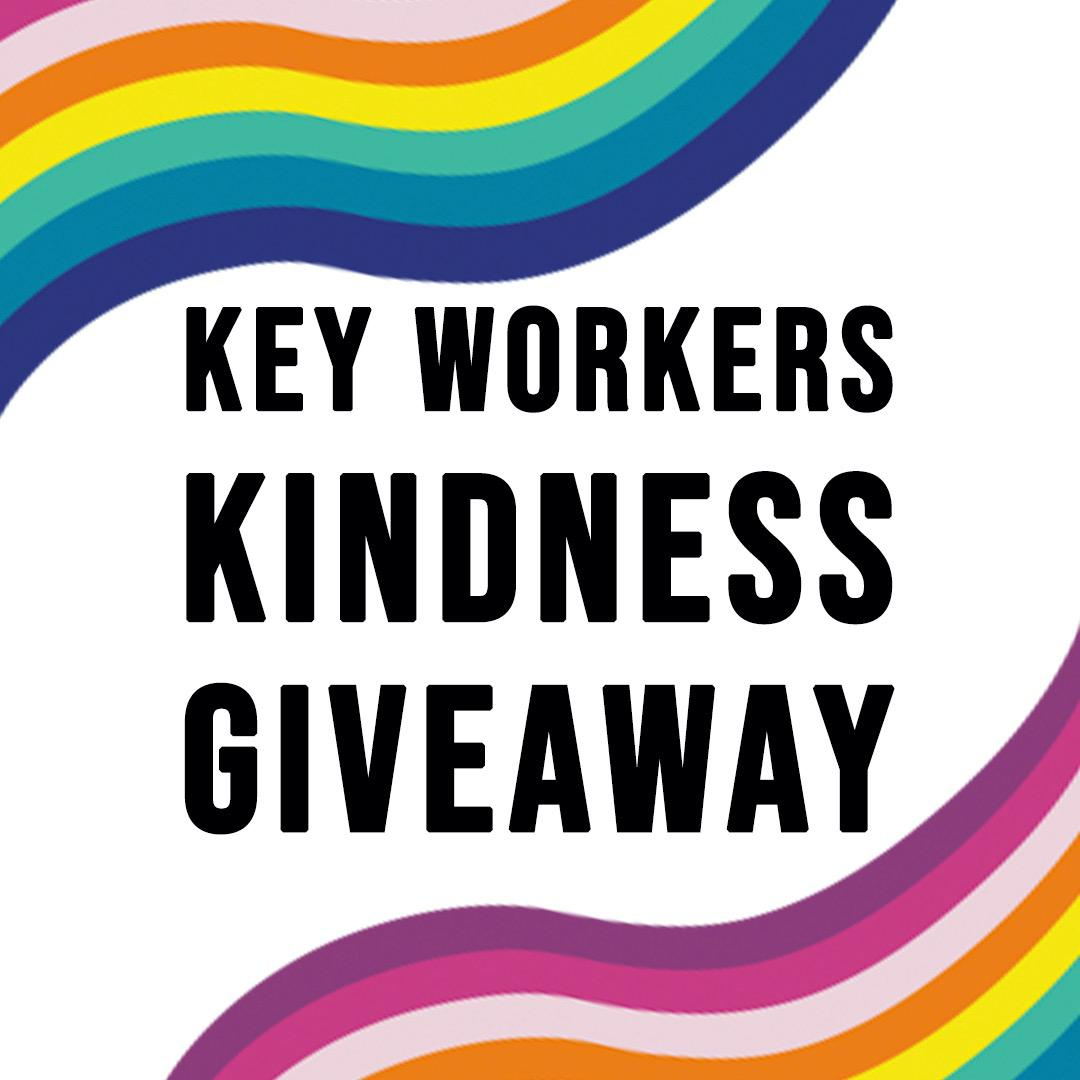 OUR KINDNESS GIVEAWAY!   We're so grateful to key workers across the UK. To show our appreciation, we'll be giving away one £100 e-card every day during lockdown to key workers who you have chosen to nominate. Head to our INSTAGRAM to find out more. #KGKindnessForKeyWorkers https://t.co/WeCM2K1XCF