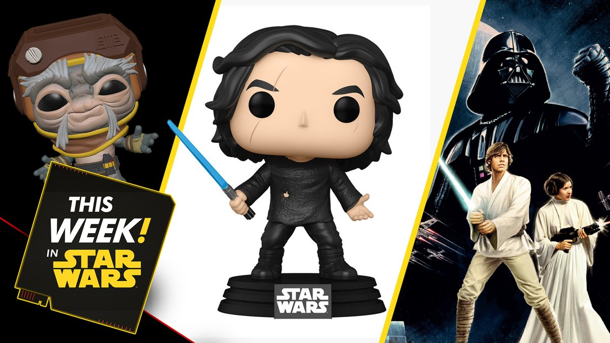 #ThisWeekInStarWars we check out new collectibles, meet new characters from #StarWarsTheHighRepublic, and much much more!