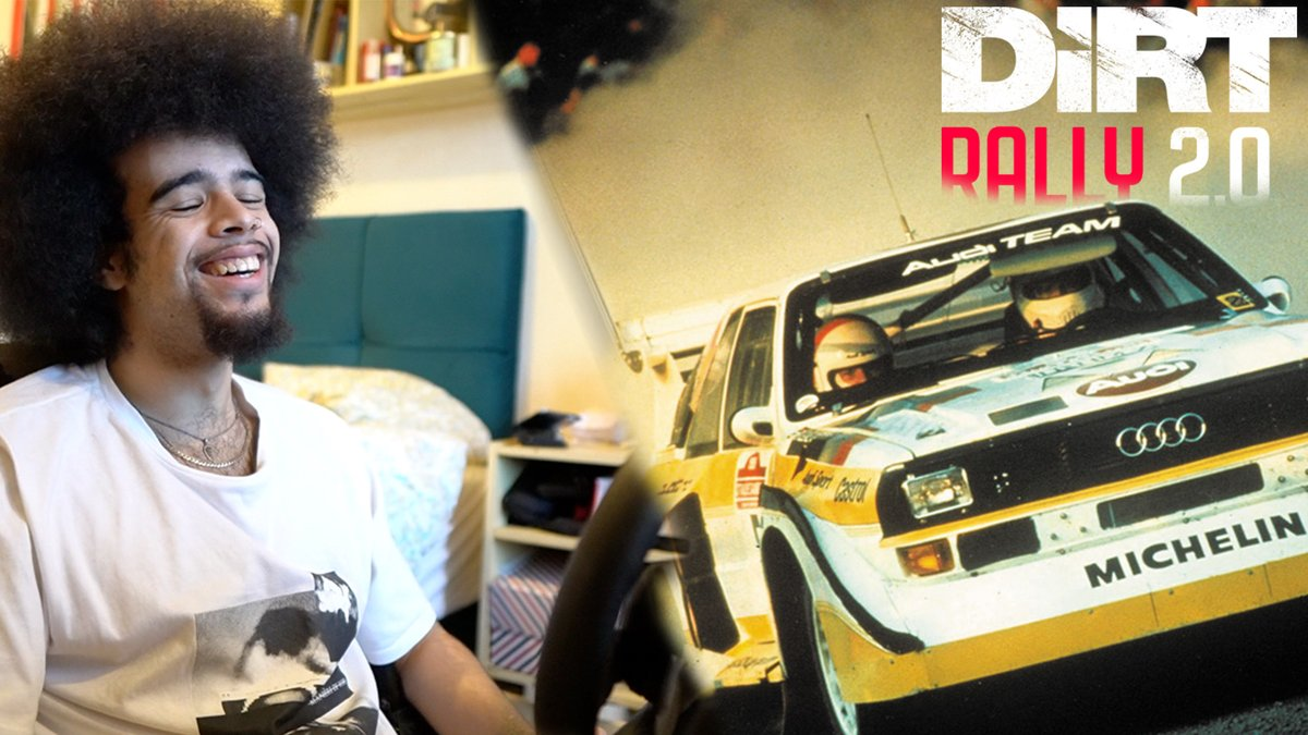I've just uploaded a brand new video to my YouTube channel and the tooth fairy told me that she isn't gonna visit any of you if you don't watch, mad.    #dirtrally #GroupB #rally
