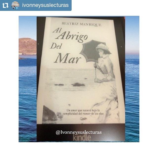 ¡Muchísimas gracias por tus palabras, Ivonne!! ☺️ Me alegra muchísimo que hayas disfrutado la historia de Román y Astrid!! 🥰😘😘 #AlAbrigoDelMar 📗 #RományAstrid ❤️ #románticahistórica #Almería #sigloXIX #Amazon #kindleunlimited 📖👇