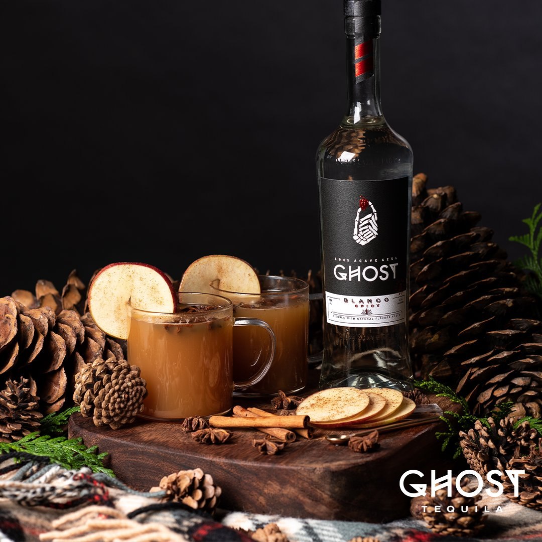Cinnamon spice has a whole new meaning. Have you tried our GHOST Spiced Apple Ciderita yet? 🍎 https://t.co/qihZgTmbck