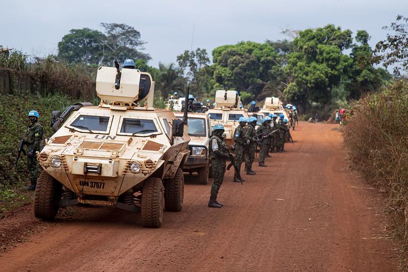 .@ndiayemankeur : «Une augmentation substantielle des effectifs des composantes en uniforme de la Mission en l'occurrence la Force, la Police et l'Administration pénitentiaire, devrait lui permettre de maintenir sa posture robuste tout en disposant d'une plus grande mobilité».