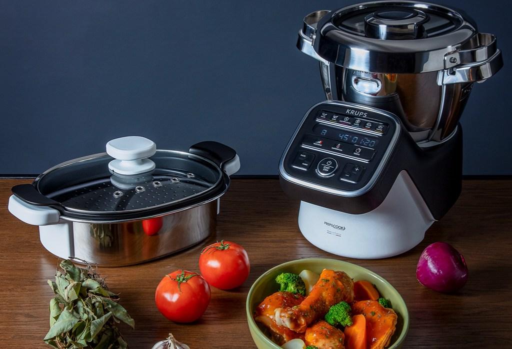 Prep&Cook: el robot de KRUPS que quieres en tu cocina Todos los detalles ▶️  #robot #Krups