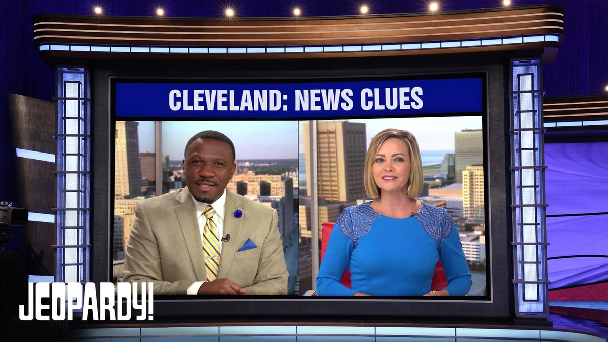 This category features talent from one of our local affiliates. Check out CLEVELAND: NEWS CLUES.   @cleveland19news | @NVrsansky | @cfryenewsguy