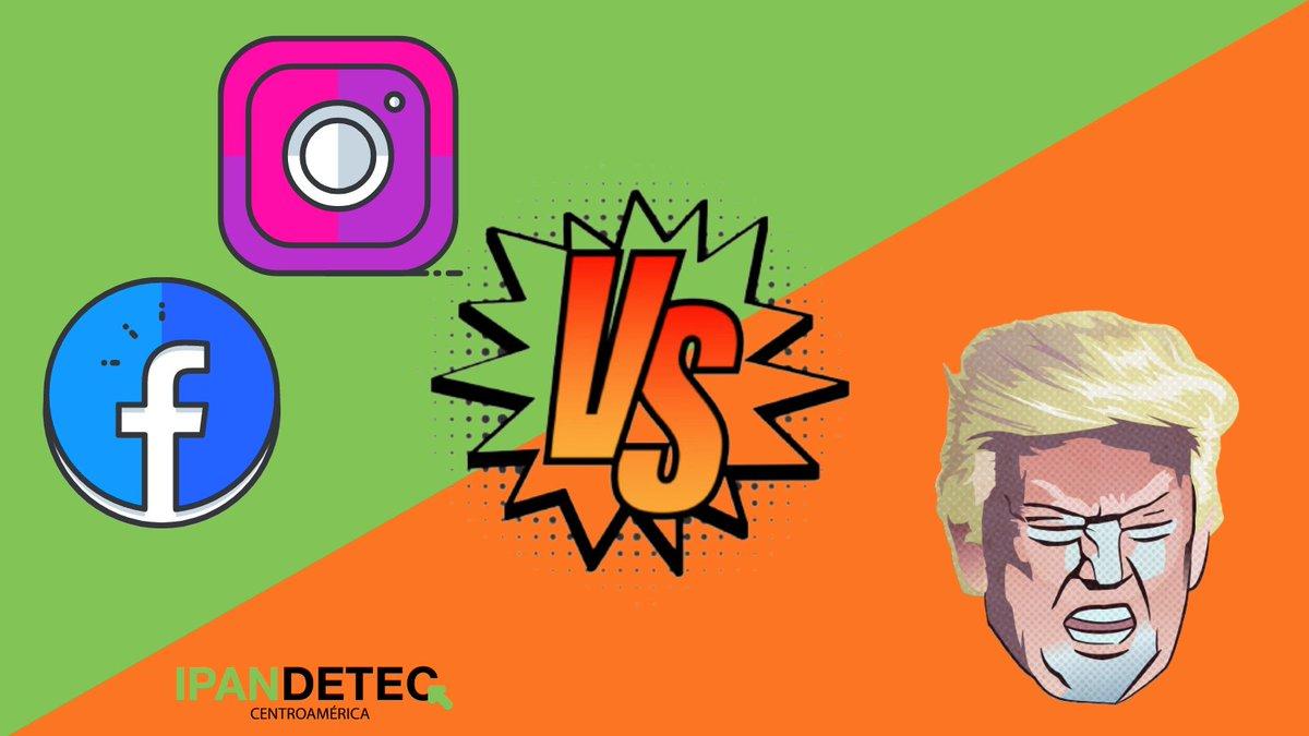👩⚖️Hoy, la Junta de Supervisión aceptó una remisión de caso de Facebook para examinar su decisión de suspender indefinidamente el acceso del ex presidente de los Estados Unidos, Donald Trump, para publicar contenido en Facebook e Instagram.  Ya les iremos contando.