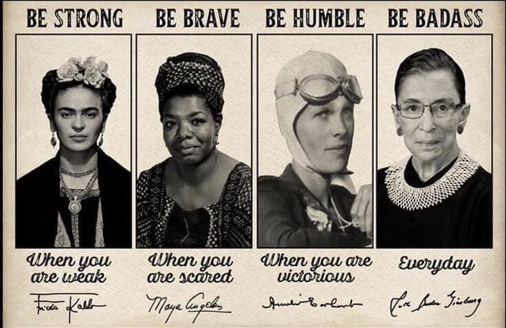 Be #strong #bebrave #behumble #bestrong #beehappy #beyou #womanpower @museodelamujer @ISBeauvoir @MuseoMyT @Elyvargas666 @ammbar69 @zavaleta_carmen @alicia_am @YuyuFernandez @carmengaitanr1 @carmenluciai @labespalova @vickymontelongo @PatyMontelongoV @CPJannyBarrera @Ofeliamv23