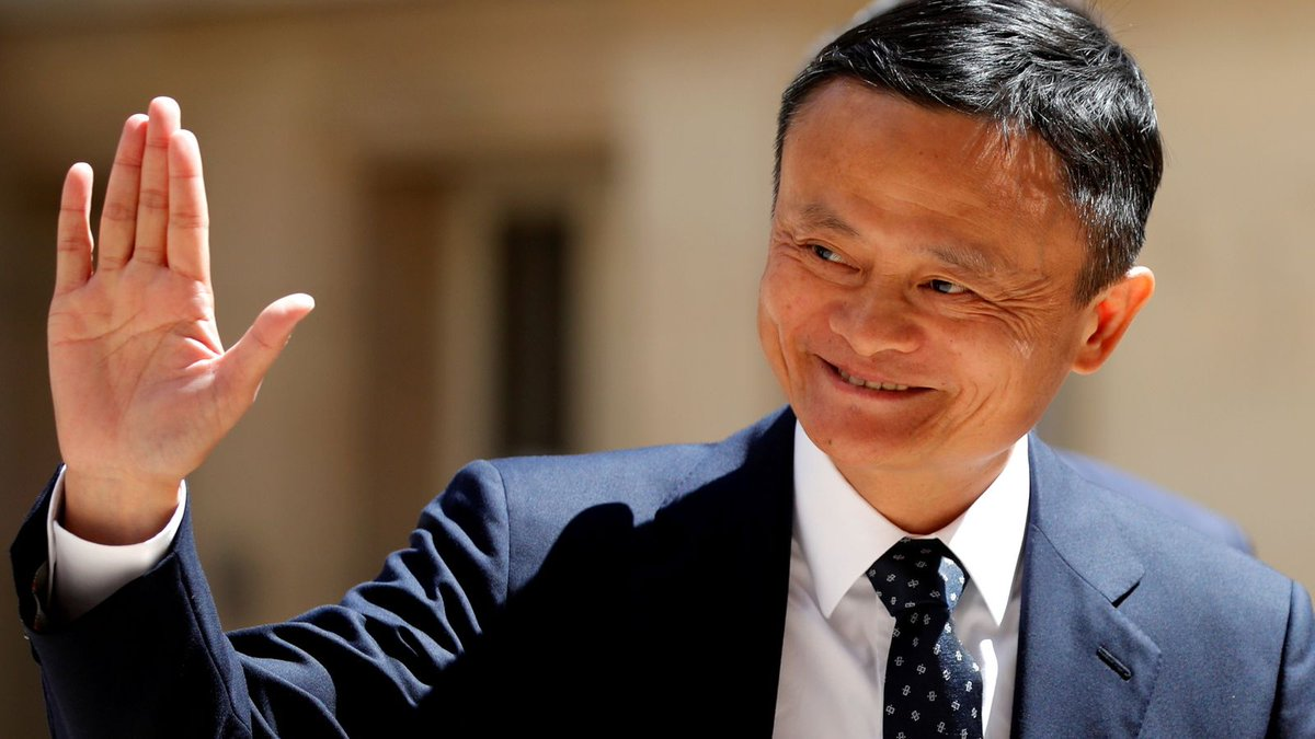 ✱ Chinese billionaire tech tycoon Jack Ma seen in public three months after mystery disappea #skynews #BreakingNews #PleaseRetweet ➯➯➯