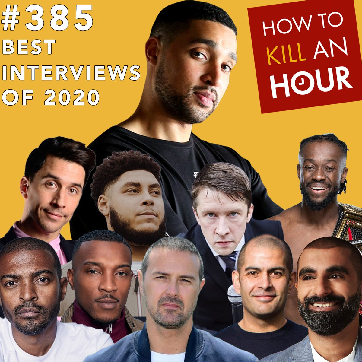 BEST OF of 2020 - @russell_kane chatts comedy during COVID, @PaddyMcGuinness & @harrismonkey discuss fearless @flintoff11 during @BBC_TopGear & the UNFORGETTABLE moment of @NoelClarke & @AshleyWalters82 picking on @NickBrightDJ 😂 Listen here: