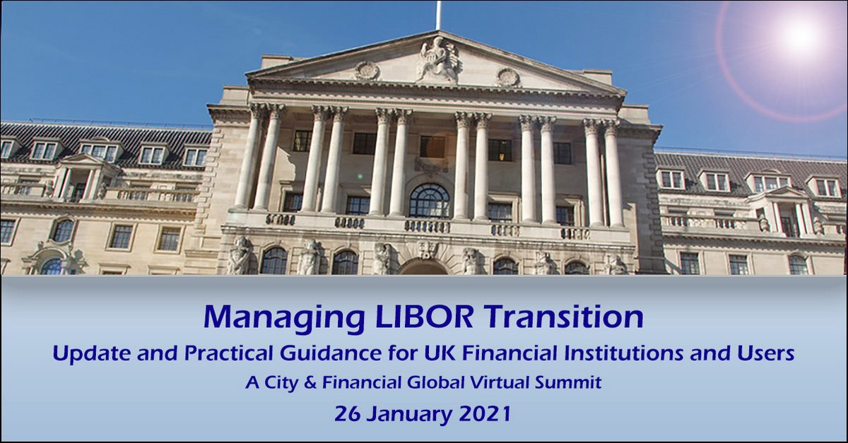 We are looking forward to @agathiP's intervention at the 'Managing LIBOR Transition' event from @cfconferences on behalf of #EFAMA next week!  ➡️You can still register for the event here:   #LIBOR #transition #assetmanagement #investmentmanagement