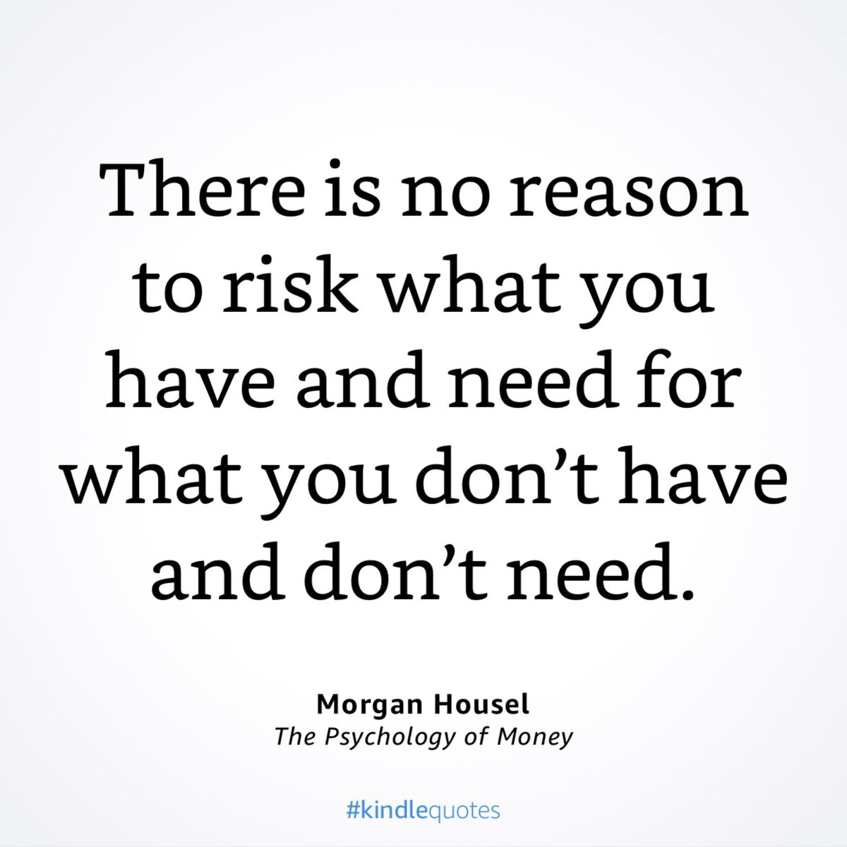 Replying to @InvestBooks: 💎The Psychology of Money by @morganhousel   💰kindle book now ₹169 only
