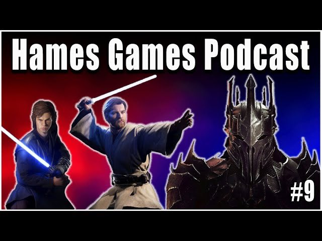 #StarWarsBattlefrontII #LordOfTheRings & #toxic #gamers this week on the Hames Games #podcast   Check out our newest episode here:    #AmazonPrimeVideo #LOTR #starwarsbattlefront2 #StarWars #gamingcommunity #youtubegaming #PodcastRecommendations