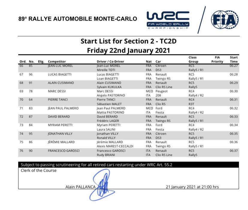 WRC: 89º Rallye Automobile de Monte-Carlo [18-24 Enero] - Página 5 EsR7fxgXUAAV2XM?format=jpg&name=900x900