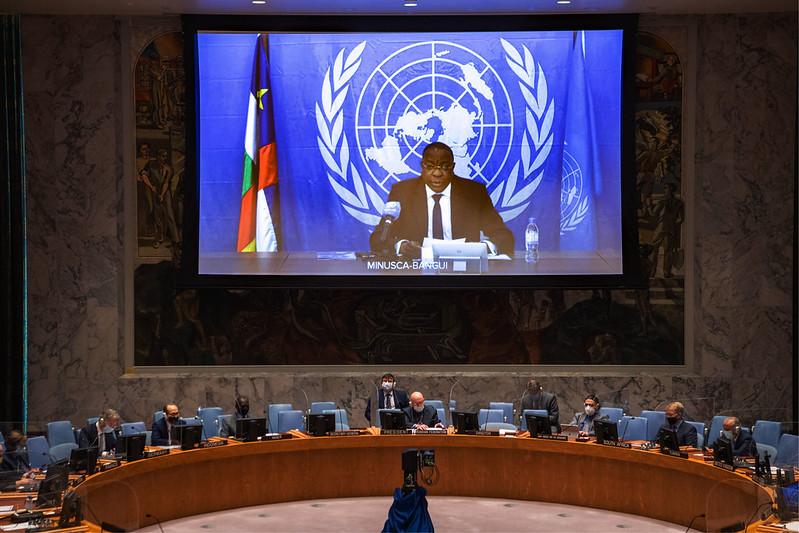 A lire : Communication du Représentant spécial du Secrétaire général des Nations Unies en République centrafricaine et Chef de la MINUSCA, Mankeur Ndiaye, devant le Conseil de Sécurité sur la situation en RCA