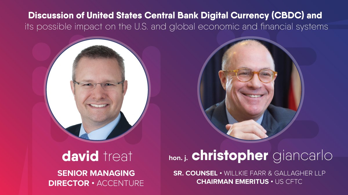 test Twitter Media - We are pleased to have @DBTreat and @giancarloMKTS join on Tues, Jan 26th at 2pm for our discussion of how the financial services regulatory regimes significantly impacts digital asset and related blockchain innovation. Register Here: https://t.co/cgbLrIL4La https://t.co/c6vtUH49bf