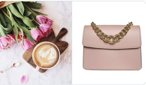 Happy #ThursdayFeeling  in the #pink #online & #OPEN #supportlocal Exclusive #designer grab bags handcrafted by Italian artisans gorgeous #gifts  #ukbiz #free UK delivery ship Worldwide #sbsforxmas #firsttmaster #ukbiz #SBS