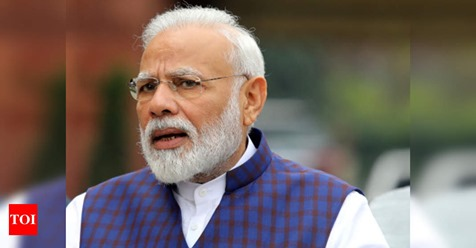 PM Narendra Modi expresses anguish at loss of lives in fire tragedy at Serum Institute of India