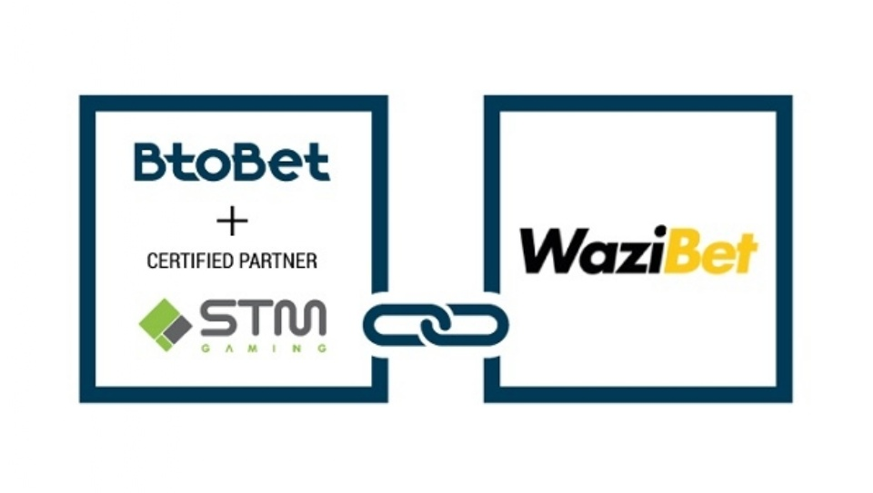 BtoBet e STM Gaming anunciam acordo com Wazibet https://t.co/AzBMvUEEgy #apostas #loterias #cassino https://t.co/Xrka2eOBke