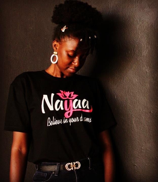 🌟 Avec la Team Nayaa passez de l'ombre à la lumière 🌟 @Senegal_rt @villededakar @benetton @TheMakeupShow  #Africa #africanqueen #bijouxtendance #hair #makeup #fashion #beauty #girl #photo #follo4folloback #cute #fashionblog #LogoDesign #tshirt #dream