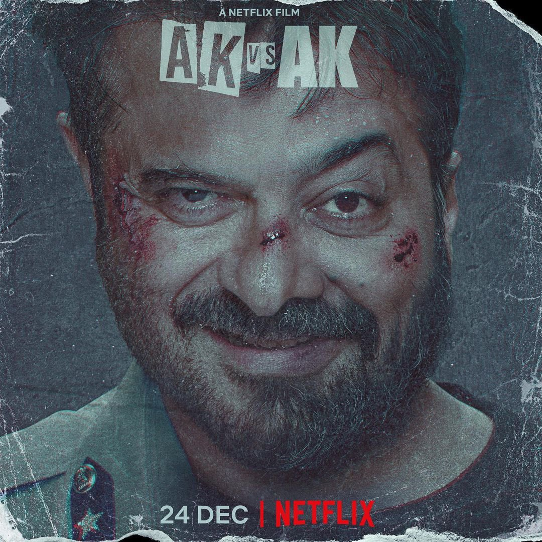 watched #AKvsAK this nxt level meta/unconventional AF film within a film is high end progression of #IndianCinema Genius filmmaking aside tis a brilliant concept evn frm the idea level #VikramadityaMotwane jst gave all dat mainstream B-wood audience wud ask fr bt wid diff exp🔥