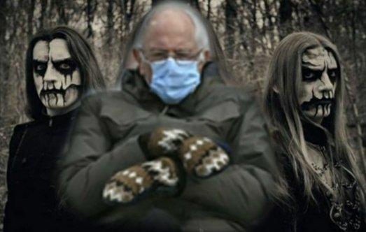 #berniesmittens #BernieSandersMittens