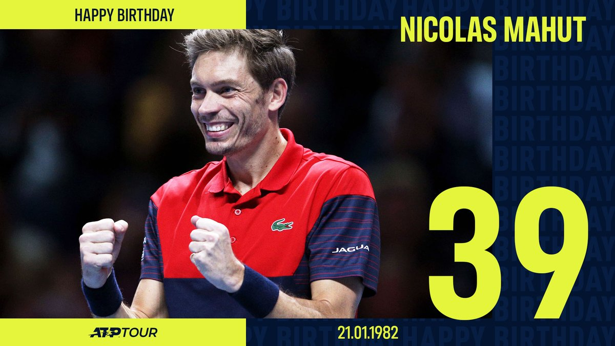 ✅ Four ATP Tour singles titles ✅ Career Grand Slam in doubles ✅ 2019 #NittoATPFinals doubles champion  Happy Birthday to @nmahut! 🎉🎊 https://t.co/gCZTp7Lp8Z