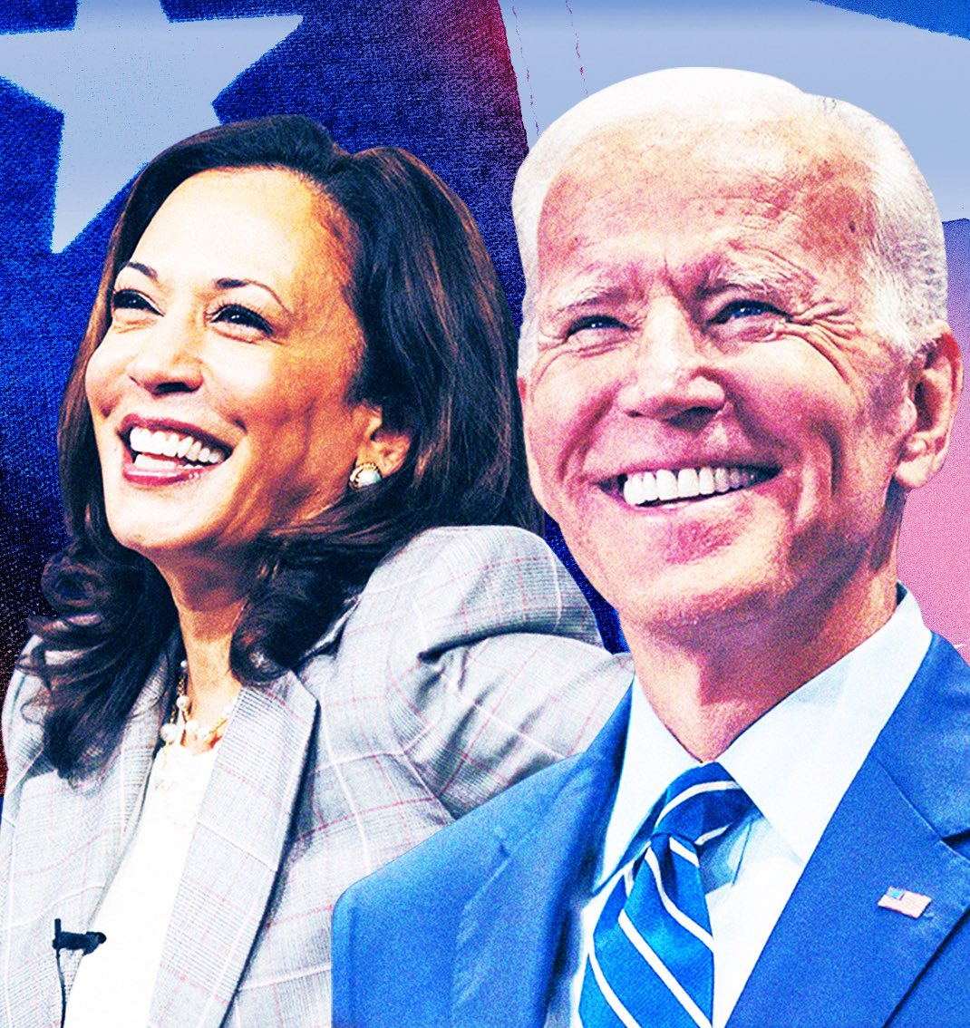 Who else woke up this morning with the feeling there's a little more hope in the air?  That's what President Joe Biden brings.  @POTUS @VP  #KidVicious❤️