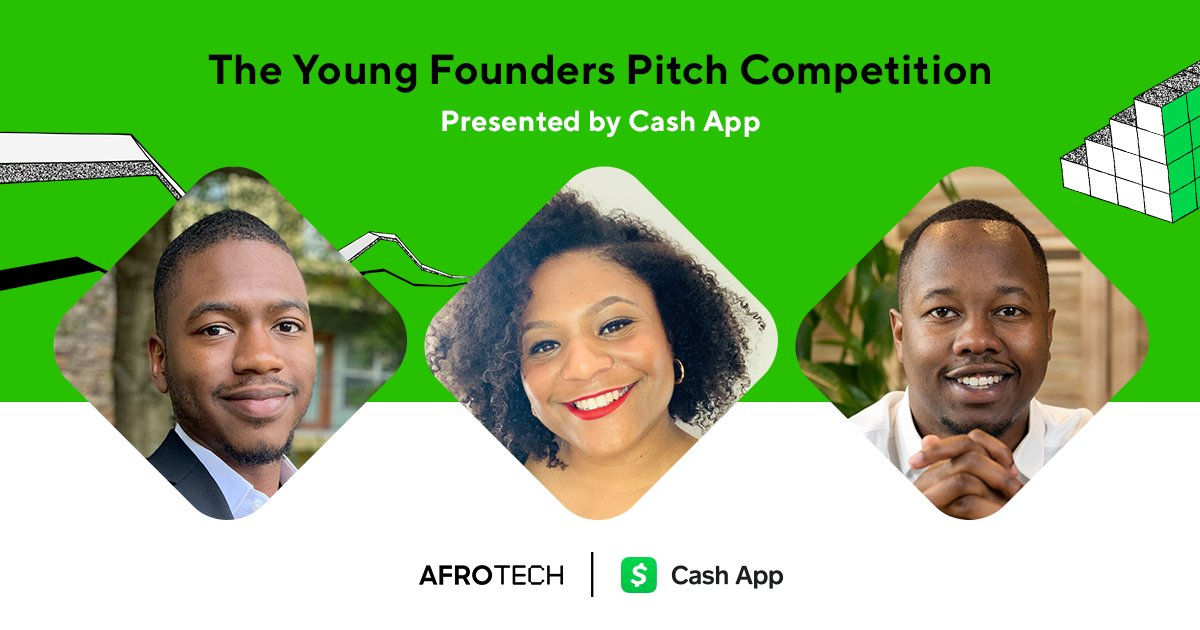Introducing the Winner's Circle: Meet 2020's Young Founders Pitch Competition finalists and learn who earned the top spot at AfroTech World!